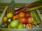 Organic Value Box Fruit Only